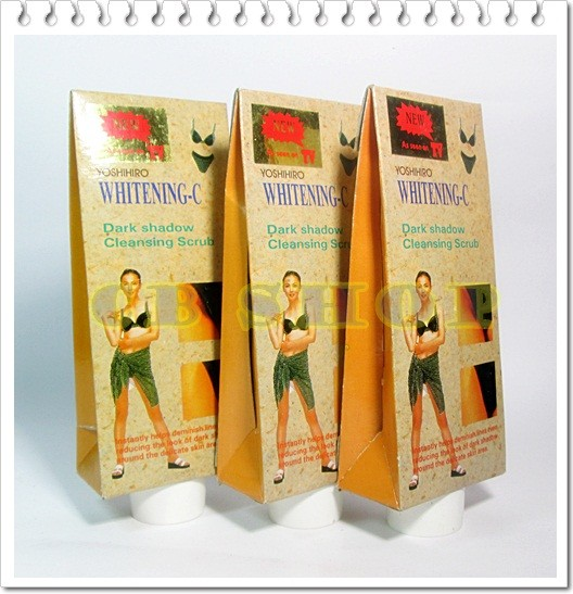 Whiteneng C Herbal Obat Pemutih Selangkangan Dan Ketiak elevenia Source · YOSHIHIRO WHITENING C SCRUB SCRUB