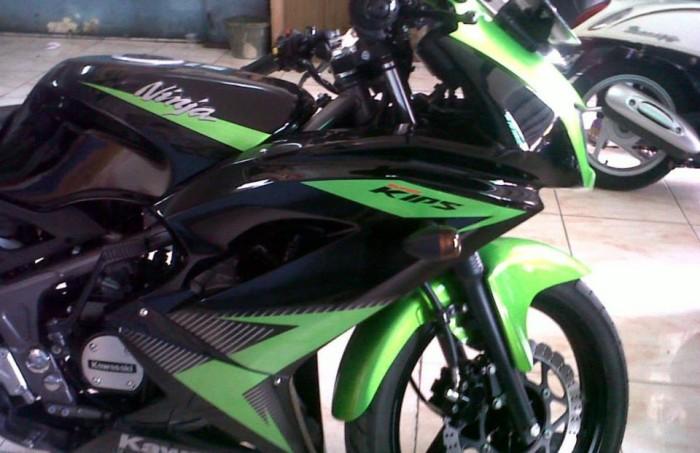 Jual Kawasaki Ninja Rr 150cc Jamal Jual Beli Motor Tokopedia