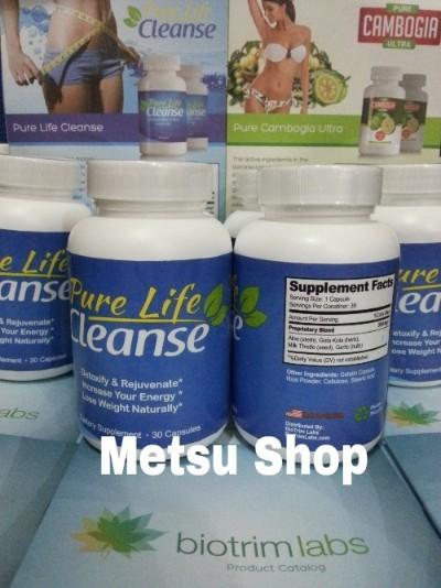 Foto Produk Pure Life Cleanse USA / Detox Colon Original dari Metsu Shop
