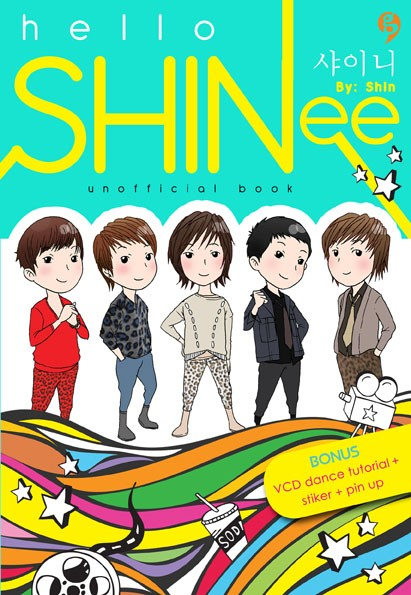 harga Hello shinee : unofficial book Tokopedia.com