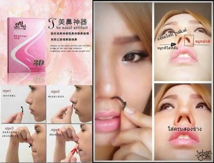 harga Nose secret 3d Tokopedia.com