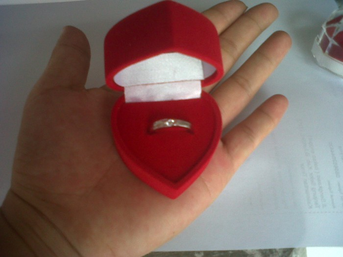 Jual Kotak Cincin Single Bentuk Love Kota Medan Gs Gretha Shop Cs4 Tokopedia