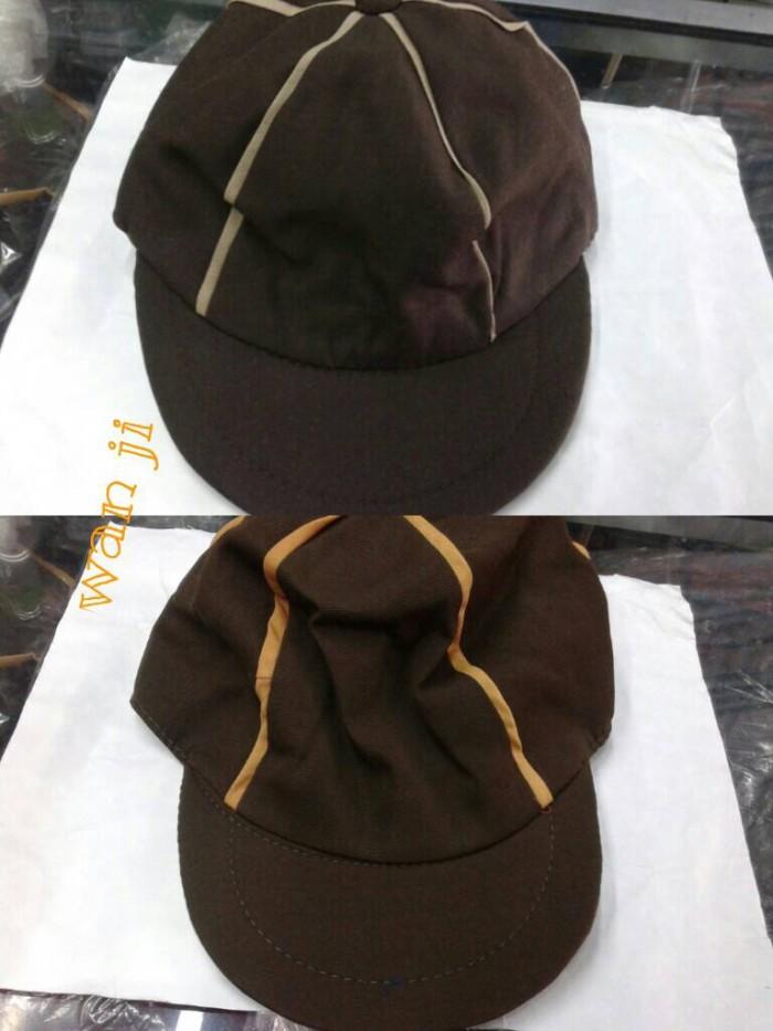 Jual topi siaga list  topi pramuka  topi pramuka siaga - big size ... b125705a8e