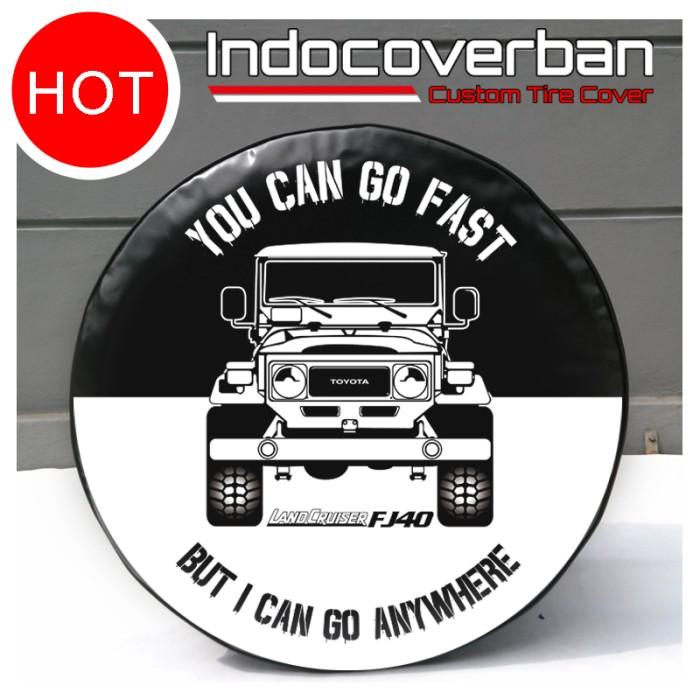 harga Cover ban / sarung ban serep toyota land cruiser hardtop go anywhere Tokopedia.com