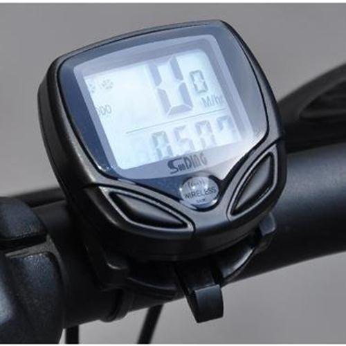 harga Speedometer sepeda wireless sd548c (14 fungsi) waterproof Tokopedia.com
