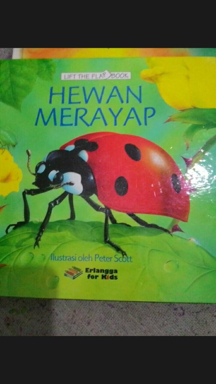 harga Buku pengatahuan anak hewan merayap Tokopedia.com