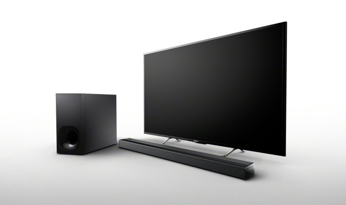 sony tv sound bar. sony ht-ct180 sound bar with wireless subwoofer tv