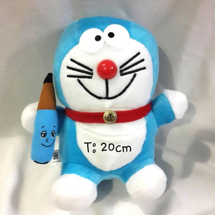 Jual Boneka doraemon ukuran kecil (tinggi 20cm) - Doraemon Gift Shop ... fd99c2b58d