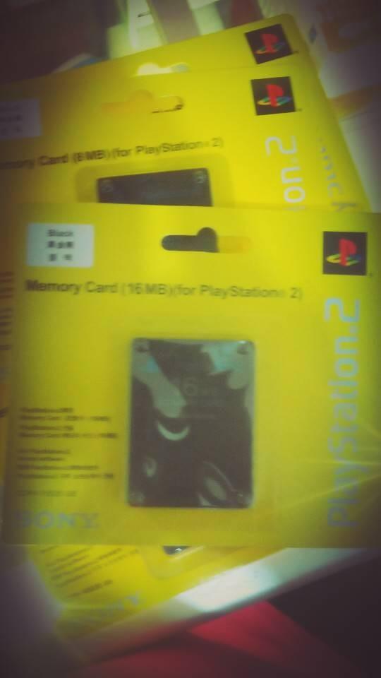Foto Produk Memory Card Playtation 2 16MB dari MDgrosir Accessoris iT