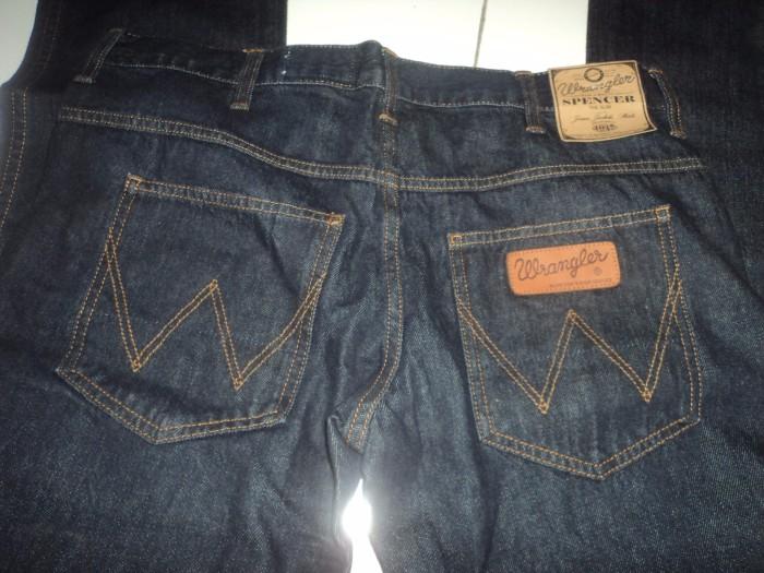 Celana Jeans WRANGLER ORIGINAL 100