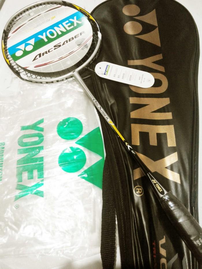 Jual Raket Badminton Arcsaber 7 Extended Edition CS Carbon