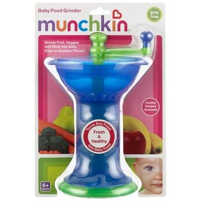harga Munchkin baby food grinder + food feeder Tokopedia.com