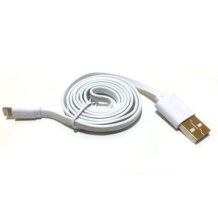 Hippo Cable CBL80-Lightning Data Cable Iphone 5/6 - Putih 180cm