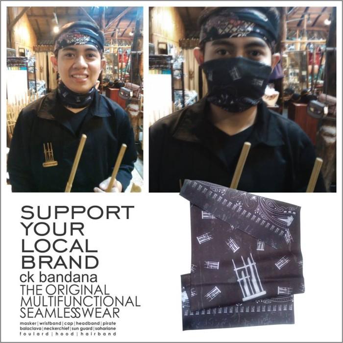 harga Ck bandana angklung hitam - 1501001 Tokopedia.com