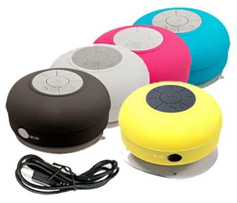 harga Lapara waterproof bluetooth shower speaker mini stereo portable Tokopedia.com