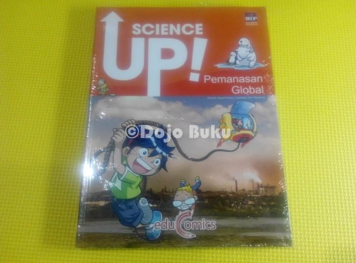 EduComics : Science Up Pemanasan Global ( Komik Edukatif )