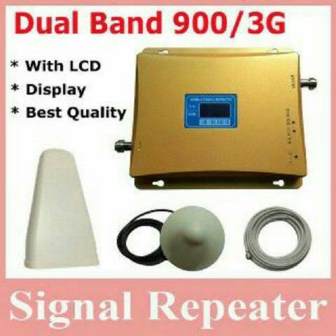 harga Penguat sinyal hp dual band gsm+3g Tokopedia.com
