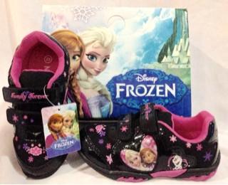 harga Sepatu anak - disney frozen dream - black pink (sz.28-33) Tokopedia.com