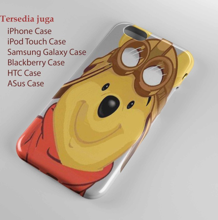 harga Pooh goggles hard case iphone case dan semua hp Tokopedia.com