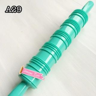 harga Rollingpin motif a29 line fondant texture roller emboser cup cake kue Tokopedia.com
