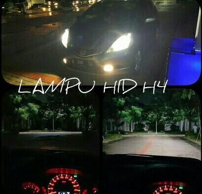 harga Lampu Hid H4 High / Low 35watt Garansi Tokopedia.com