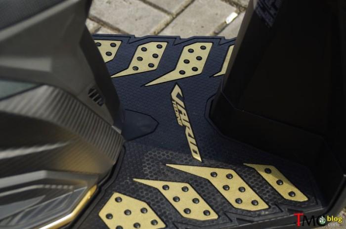 harga Aksesoris karpet honda vario 125 / 150 esp gold astra / ahm Tokopedia.com