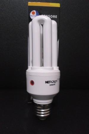 harga Lampu plc 15 watt sensor cahaya nerolight   otomatis nyala/mati Tokopedia.com