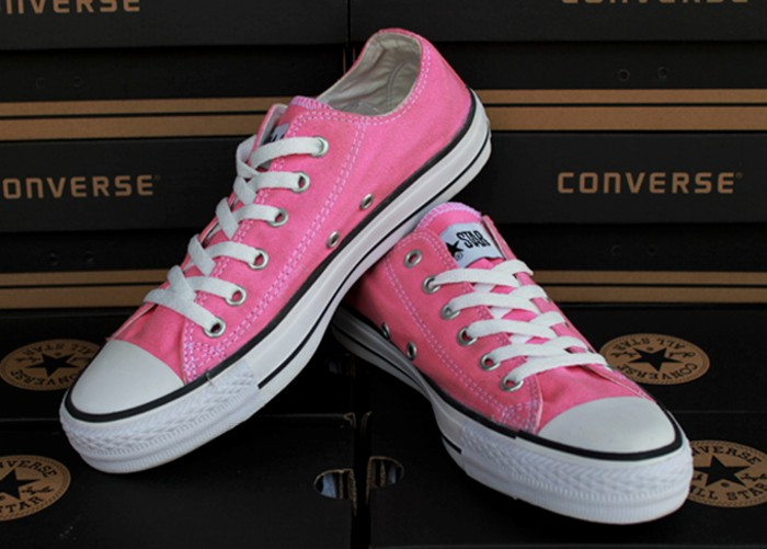 Jual sepatu Converse All Star Pink (keren 1c40ce2949