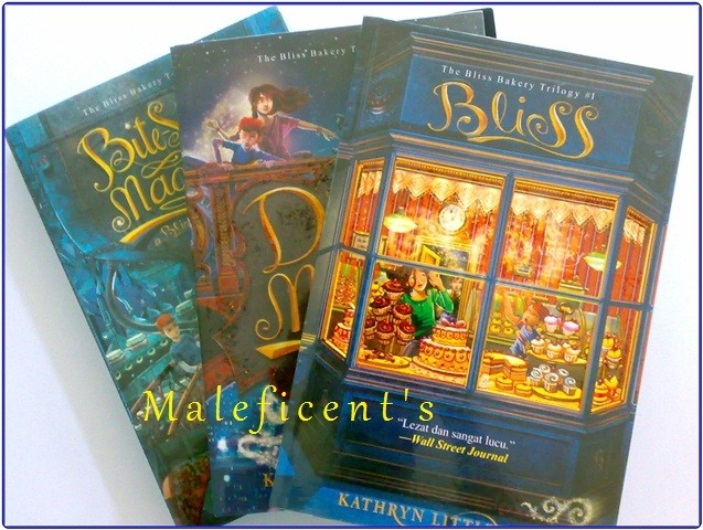 harga The bliss bakery trilogy set (paket 3 buku) Tokopedia.com
