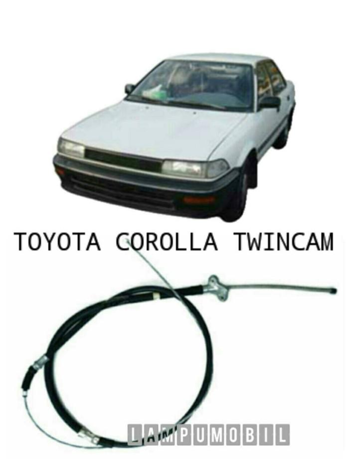 harga Kabel Rem Tangan Toyota Corolla Twincam 1987-1992 Tokopedia.com