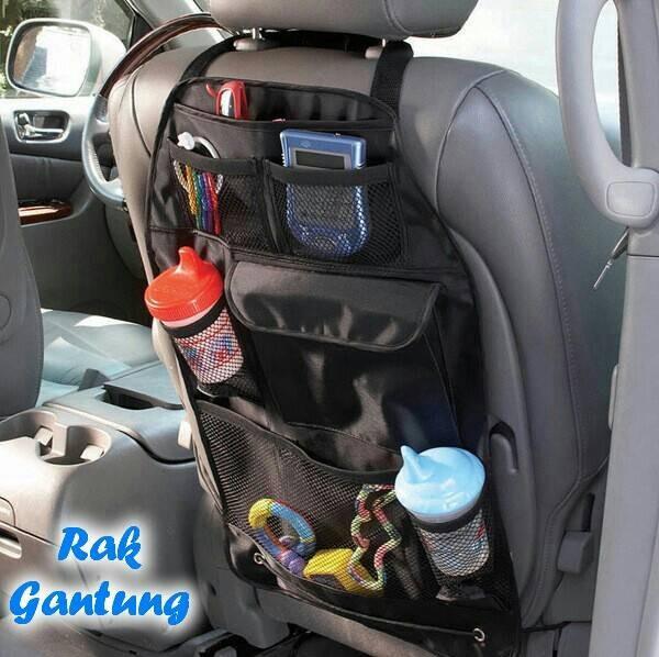 harga Rak gantungan mobil/rak tempat minuman dan makanan dalam mobil Tokopedia.com