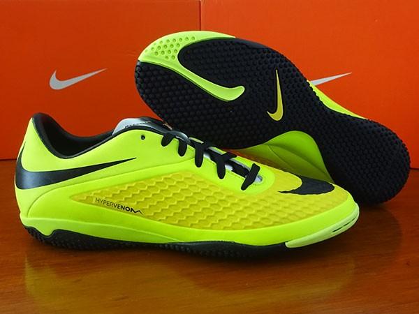 Jual Sepatu Futsal Nike Hypervenom Phelon IC - Kuning - Cool Kids ... 59229a4844