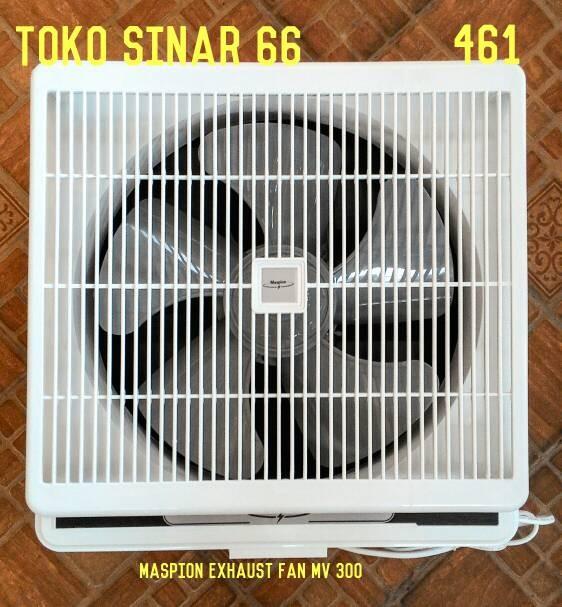 harga Maspion exhaust fan mv-300 nex kipas angin hisap ventilasi exos Tokopedia.com