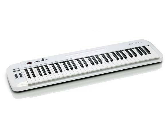 harga Samson Carbon 61 - Usb Keyboard Midi Controller 61 Key Tokopedia.com