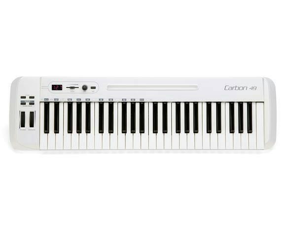 harga Samson carbon 49 - usb keyboard midi controller 49 key Tokopedia.com