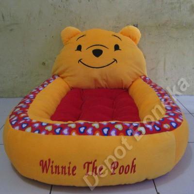 harga Kasur Bayi Karakter Boneka Winnie The Pooh Motif Polkadot Tokopedia.com