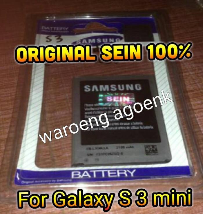 harga Baterai samsung galaxy s3 mini i8190 (original 100%) Tokopedia.com