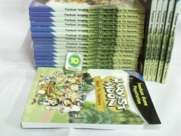 harga Buku harvest moon back to nature Tokopedia.com