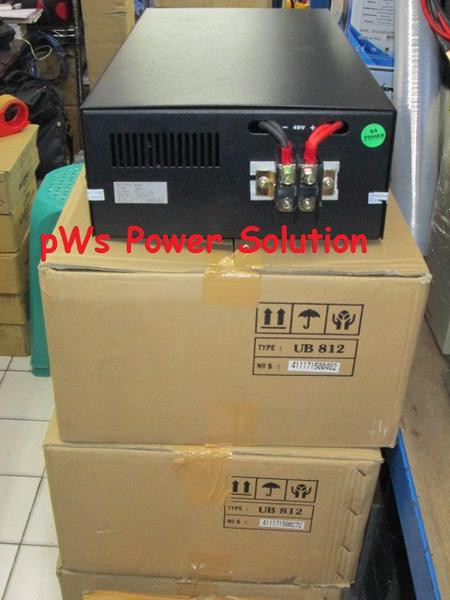 harga External battery bank ups 48vdc 14ah ( ub812-48v14ah ) Tokopedia.com