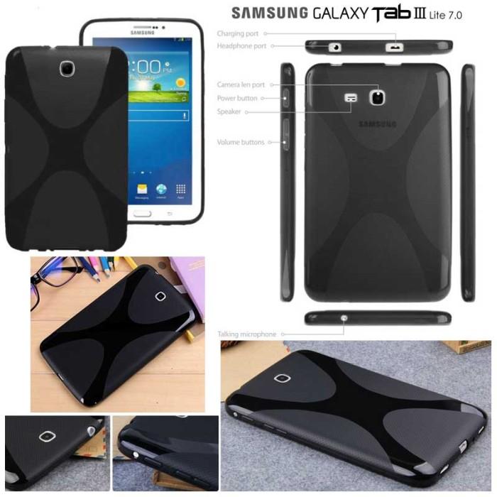 harga Softcase soft silikon case cover sarung samsung galaxy tab 3 8.0 t3110 Tokopedia.com