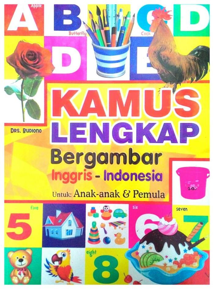 harga Kamus lengkap bergambar inggris-indonesia Tokopedia.com
