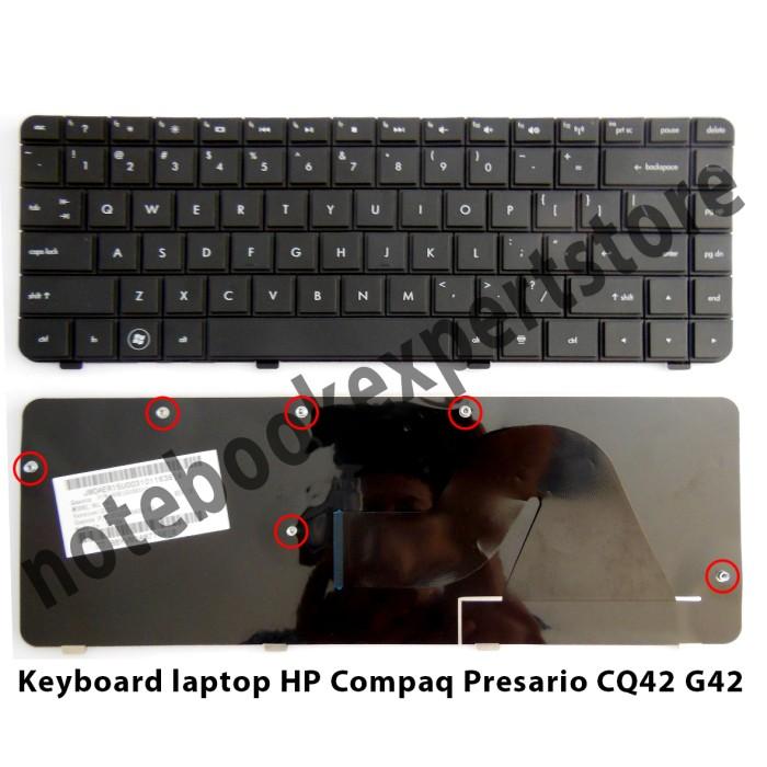 harga Keyboard laptop hp compaq presario cq42 g42 Tokopedia.com