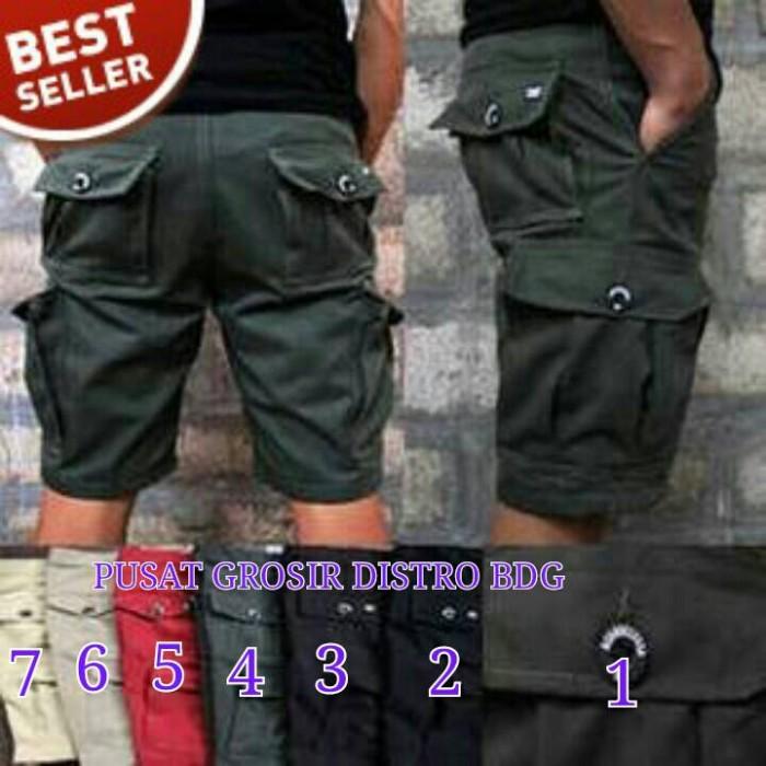 harga Celana cargo dc vans pendek/pdl pendek/celana kargo gunung pendek Tokopedia.com