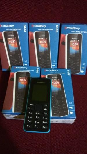 Foto Produk HP murah StrawBerry St22 dari AMANAH-CURUP