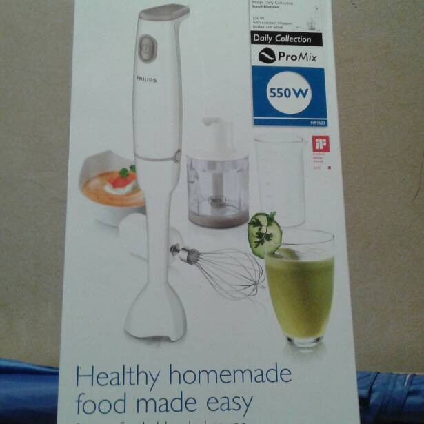 harga Hand blender phillips Tokopedia.com