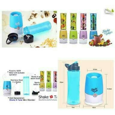 Katalog Shake N Take Blender Mini Travelbon.com
