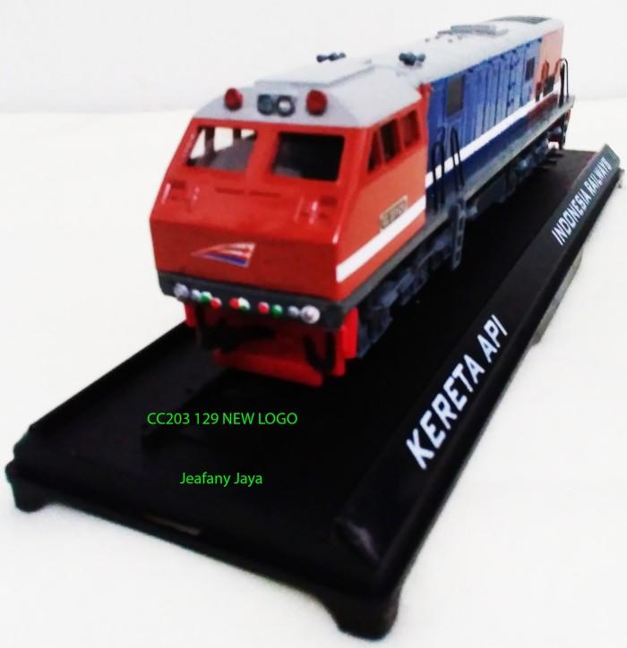 harga Miniatur kereta api cc203129 logo baru Tokopedia.com