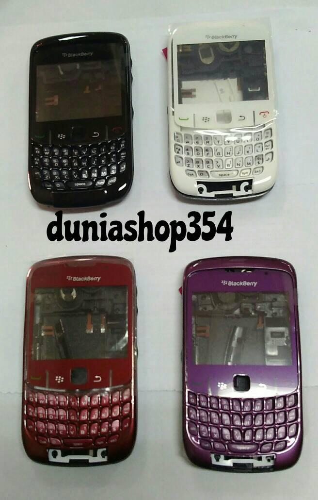 harga Casing blackberry 8520 gemini fullset Tokopedia.com