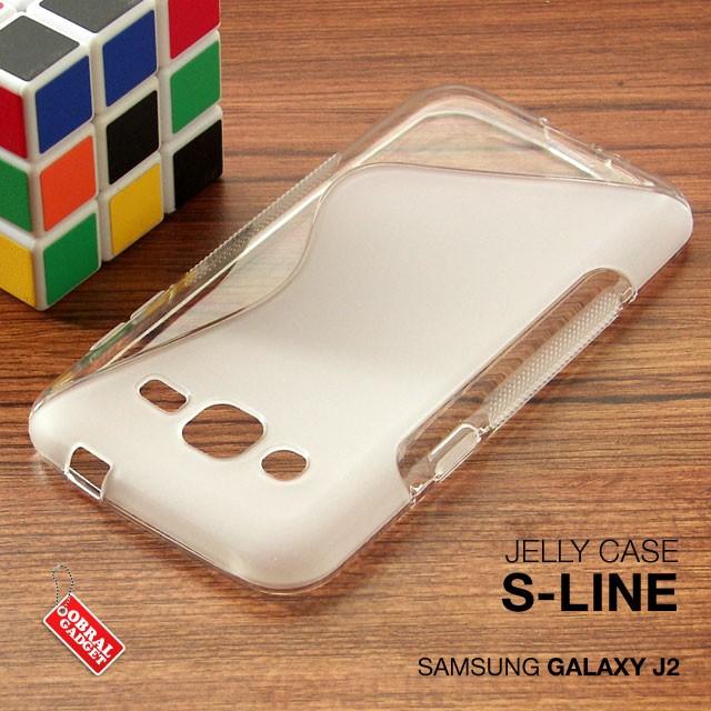 Samsung Galaxy J2 Soft Jelly Gel Silicon Silikon TPU Case Softcase