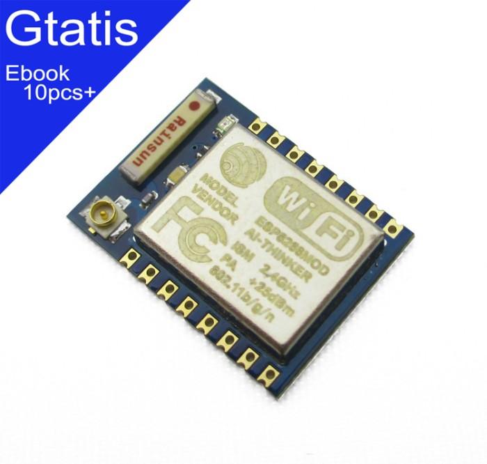 harga Esp8266 esp07 esp-07 wifi module serial wifi for arduino minsys  aa63 Tokopedia.com